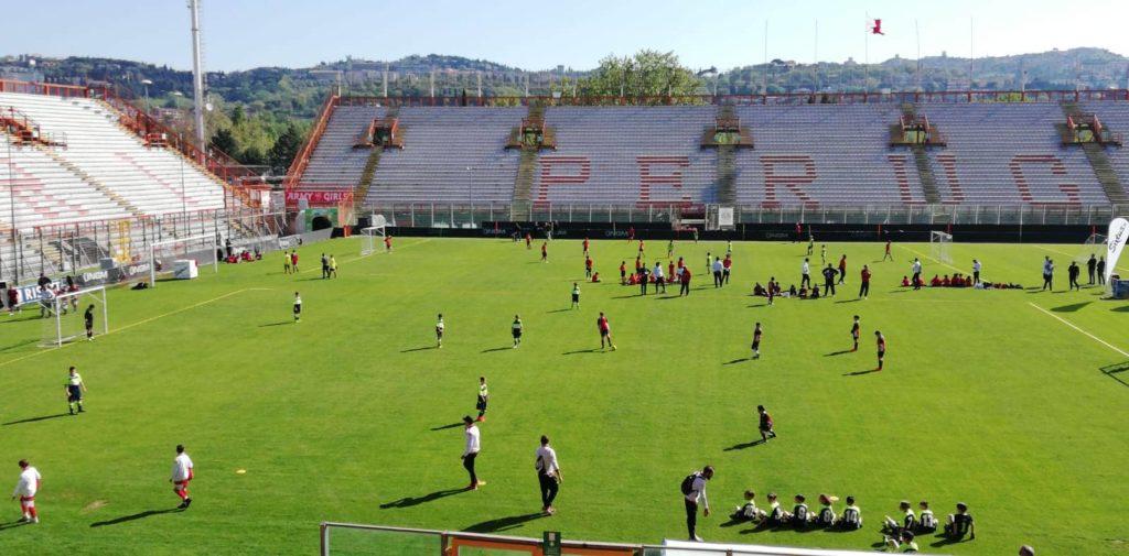 Stadio Curi - Academy Cup