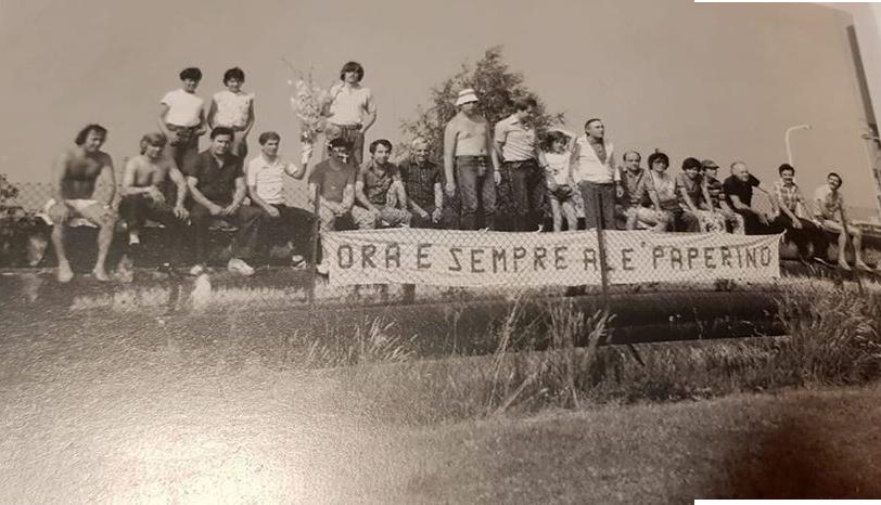 PSG - Immagine d'epoca