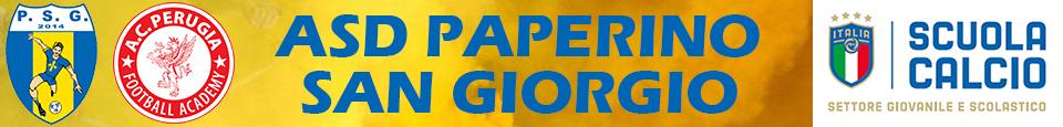 Paperino San Giorgio - Scuola Calcio Prato