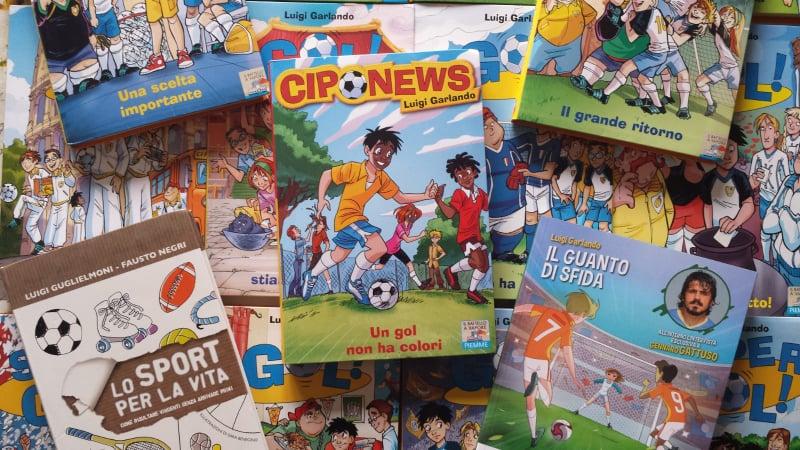 Biblioteca sportiva - libri